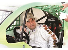 Turkmen leader wins race with Turkish car